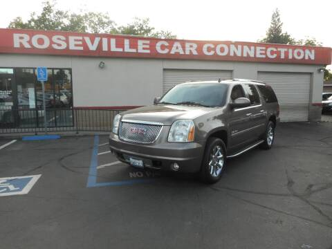 2012 GMC Yukon XL for sale at ROSEVILLE CAR CONNECTION in Roseville CA