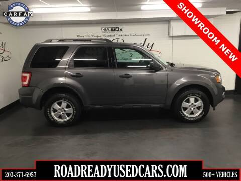 2012 Ford Escape for sale at Road Ready Used Cars in Ansonia CT