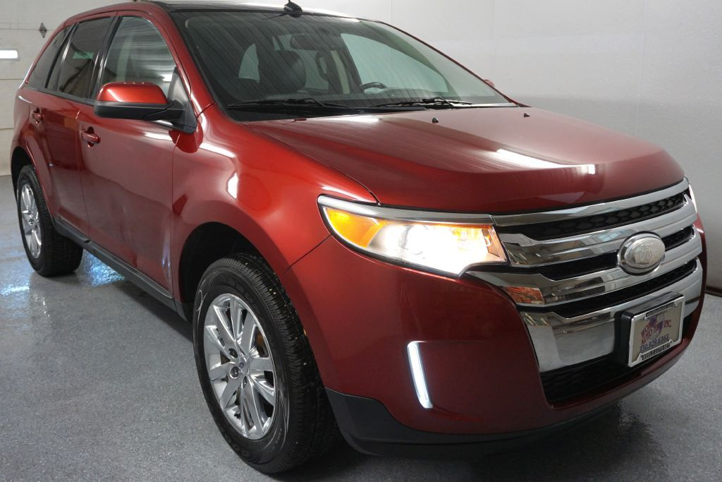 2013 Ford Edge Sel Awd 4dr Crossover