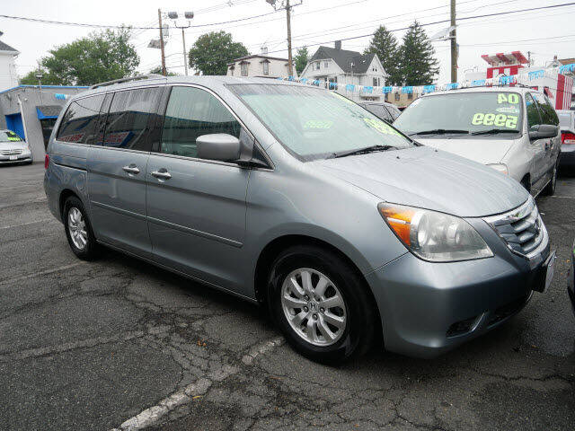 2008 Honda Odyssey for sale at M & R Auto Sales INC. in North Plainfield NJ