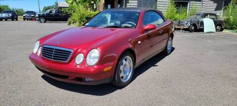 1999 Mercedes-Benz CLK for sale at Persian Motors in Cornelius OR