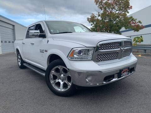 2013 RAM Ram Pickup 1500 for sale at JerseyMotorsInc.com in Teterboro NJ