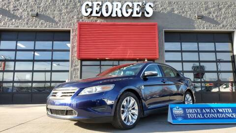 2011 Ford Taurus for sale at George's Used Cars - Pennsylvania & Allen in Brownstown MI