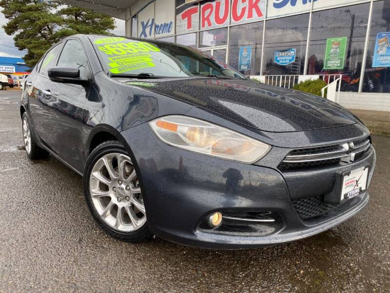 2013 Dodge Dart for sale at Xtreme Truck Sales in Woodburn OR