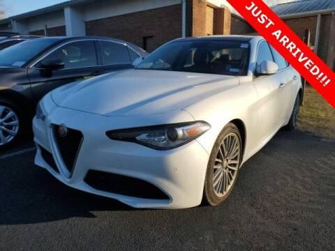 2018 Alfa Romeo Giulia for sale at Impex Auto Sales in Greensboro NC