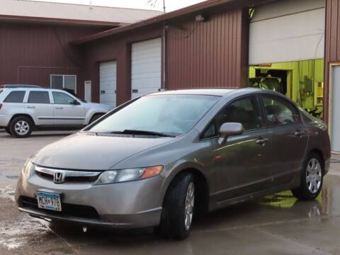 2007 Honda Civic for sale at Big Man Motors in Farmington MN