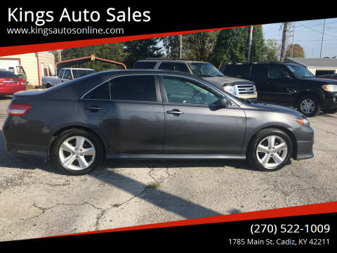2010 Toyota Camry for sale at Kings Auto Sales in Cadiz KY