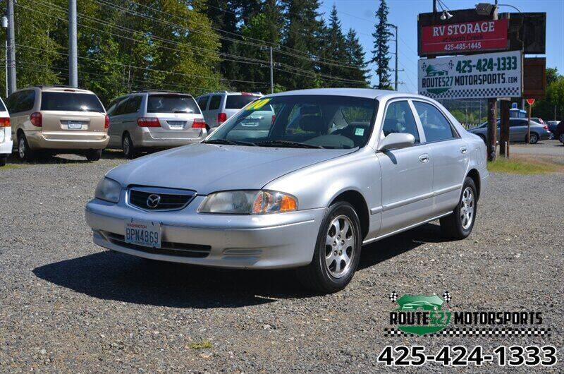 2000 Mazda 626 for sale in Bothell, WA