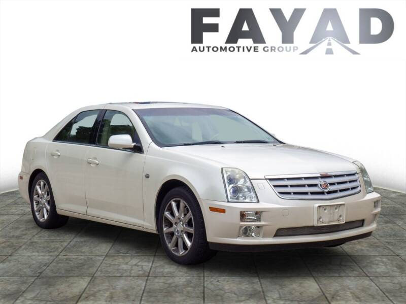 2005 Cadillac STS for sale at FAYAD AUTOMOTIVE GROUP in Pittsburgh PA