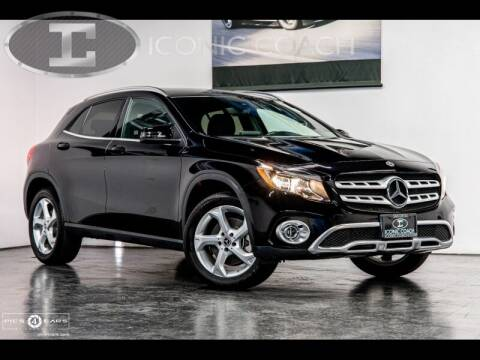 2018 Mercedes-Benz GLA for sale at Iconic Coach in San Diego CA