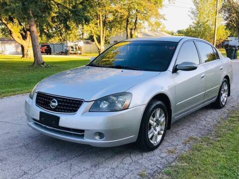 2005 Nissan Altima for sale at I57 Group Auto Sales in Country Club Hills IL