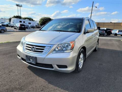 2008 Honda Odyssey for sale at Image Auto Sales in Dallas TX