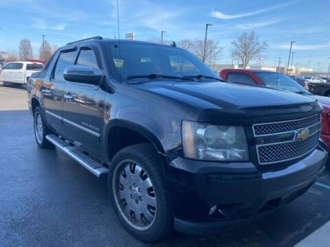 2010 Chevrolet Avalanche for sale at COYLE GM - COYLE NISSAN - New Inventory in Clarksville IN