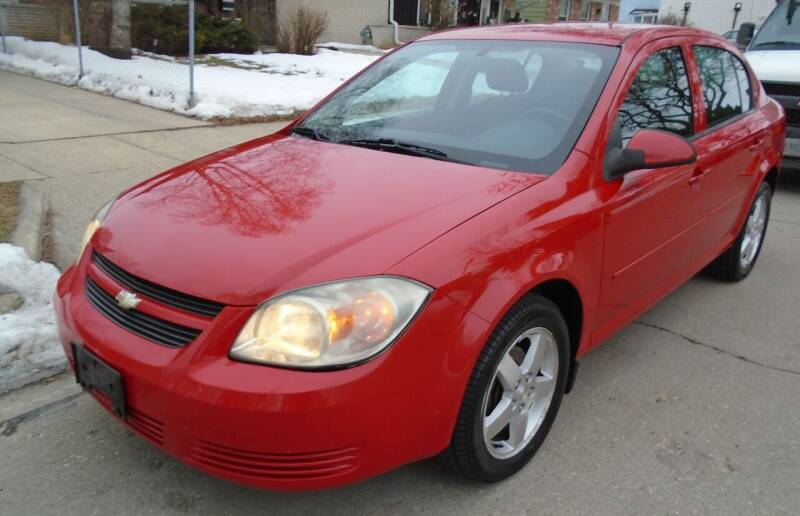 2010 Chevrolet Cobalt for sale at Waukeshas Best Used Cars in Waukesha WI