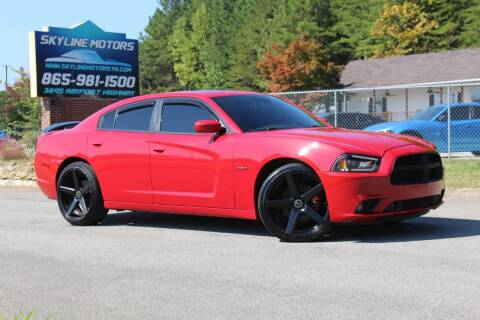 2012 Dodge Charger for sale at Skyline Motors in Louisville TN