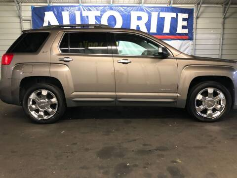 2010 GMC Terrain for sale at Auto Rite in Cleveland OH