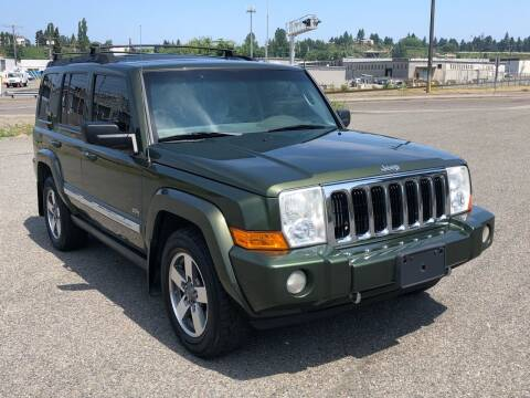 2006 Jeep Commander for sale at South Tacoma Motors Inc in Tacoma WA