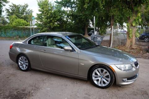 2011 BMW 3 Series for sale at SUPER DEAL MOTORS in Hollywood FL