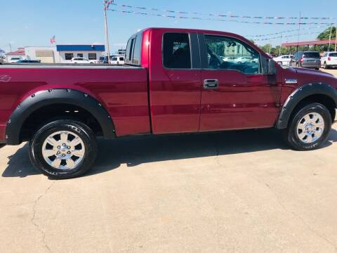 2005 Ford F-150 for sale at Pioneer Auto in Ponca City OK