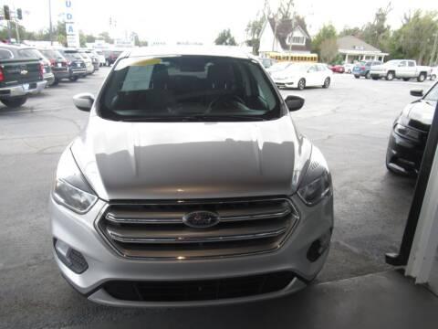 2017 Ford Escape for sale at Maluda Auto Sales in Valdosta GA