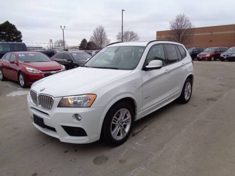 2011 BMW X3 for sale at America Auto Inc in South Sioux City NE