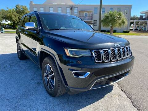 2017 Jeep Grand Cherokee for sale at LUXURY AUTO MALL in Tampa FL