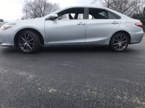 2015 Toyota Camry for sale at Beckham's Used Cars in Milledgeville GA