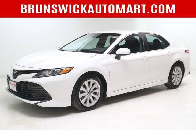 2018 Toyota Camry for sale at Brunswick Auto Mart in Brunswick OH