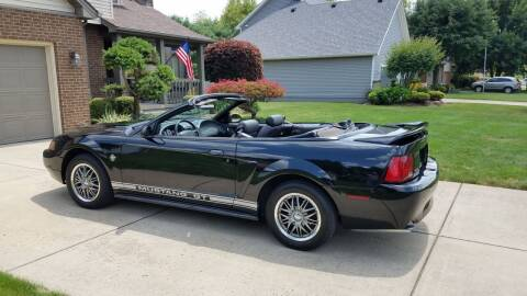1999 Ford Mustang for sale at Country Auto Sales in Boardman OH