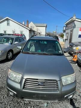 2007 Subaru Forester for sale at Keyser Autoland llc in Scranton PA