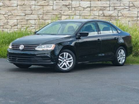 2017 Volkswagen Jetta for sale at Car Hunters LLC in Mount Juliet TN