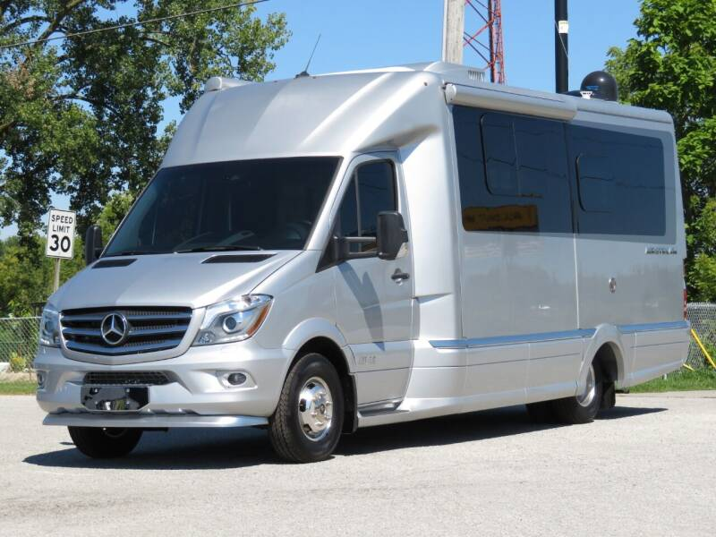 2019 Mercedes-Benz Airstream for sale at Tonys Pre Owned Auto Sales in Kokomo IN