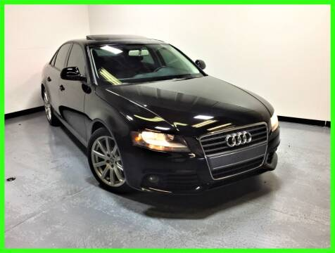 2009 Audi A4 for sale at AMG Auto Sales in Rancho Cordova CA