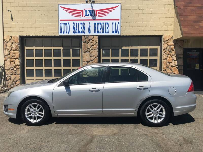 2010 Ford Fusion for sale at LV Auto Sales & Repair, LLC in Yakima WA