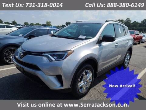 2017 Toyota RAV4 for sale at Serra Of Jackson in Jackson TN