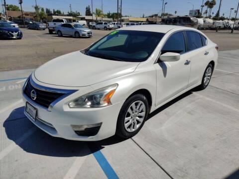 2015 Nissan Altima for sale at California Motors in Lodi CA