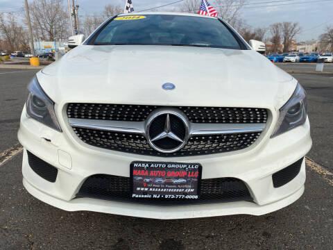2014 Mercedes-Benz CLA for sale at Nasa Auto Group LLC in Passaic NJ