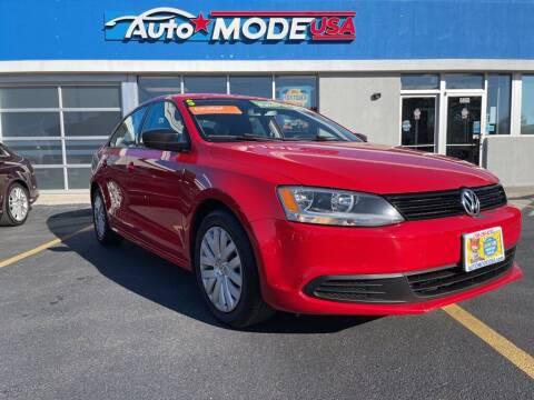 2011 Volkswagen Jetta for sale at AUTO MODE USA in Burbank IL