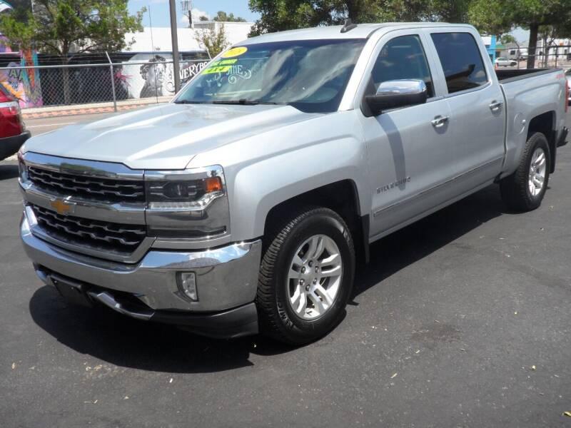 2018 Chevrolet Silverado 1500 for sale at T & S Auto Brokers in Colorado Springs CO