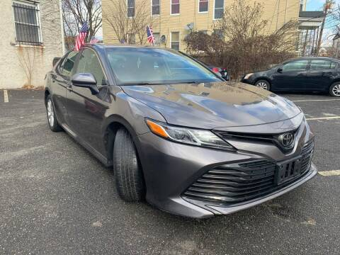 2018 Toyota Camry for sale at Buy Here Pay Here Auto Sales in Newark NJ