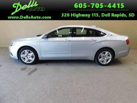 2017 Chevrolet Impala for sale at Dells Auto in Dell Rapids SD
