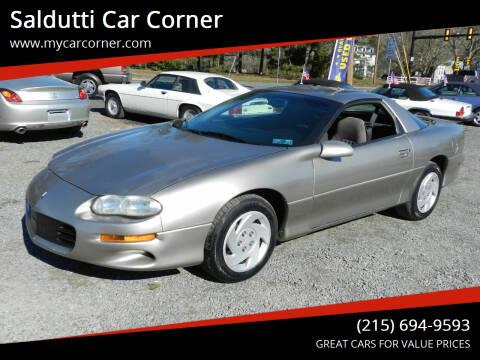 2000 Chevrolet Camaro for sale at Saldutti Car Corner in Gilbertsville PA