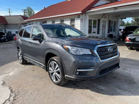 2021 Subaru Ascent for sale at STS Automotive in Denver CO