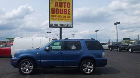2009 Mercury Mountaineer for sale at AUTO HOUSE WAUKESHA in Waukesha WI