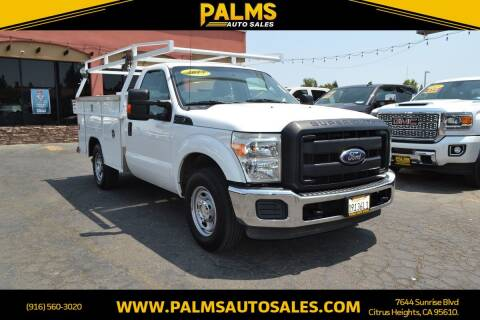 2013 Ford F-350 Super Duty for sale at Palms Auto Sales in Citrus Heights CA