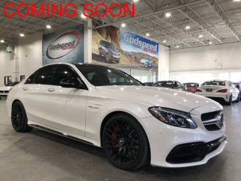2016 Mercedes-Benz C-Class for sale at Godspeed Motors in Charlotte NC