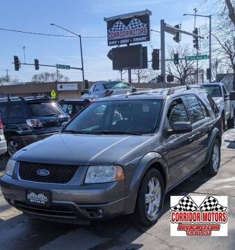 2005 Ford Freestyle for sale at Corridor Motors in Cedar Rapids IA