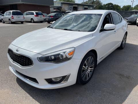 2014 Kia Cadenza for sale at East Memphis Auto Center in Memphis TN
