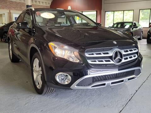 2018 Mercedes-Benz GLA for sale at AW Auto & Truck Wholesalers  Inc. in Hasbrouck Heights NJ