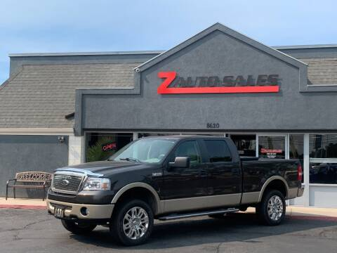 2007 Ford F-150 for sale at Z Auto Sales in Boise ID